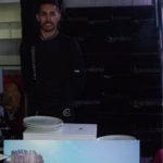 javier lavado cortador de jamon profesional